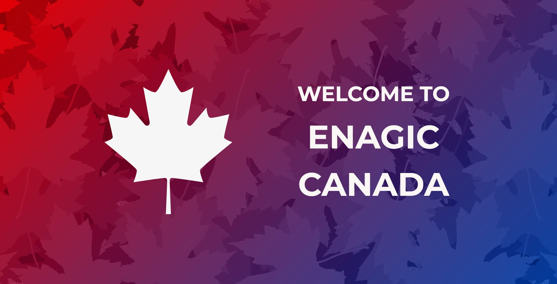 Welcome to Enagic Canada!